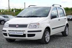 Fiat Panda Handelsprijs