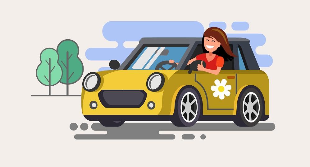 Afdingen auto
