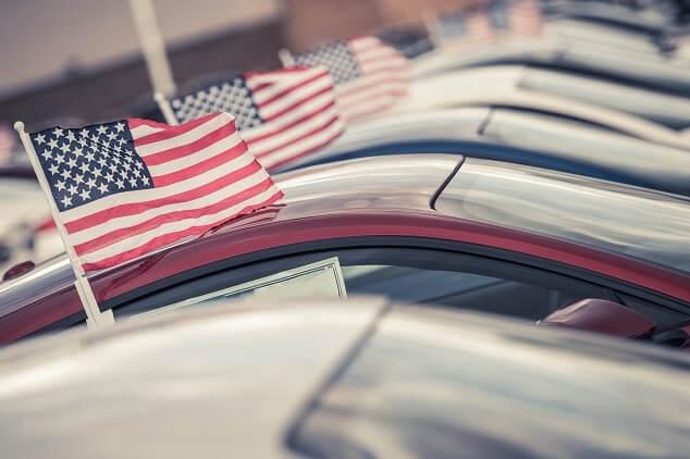 Amerikaanse automerken