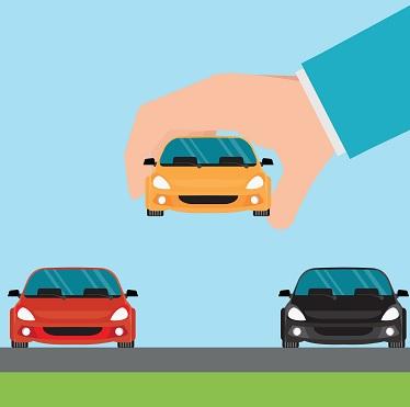 Auto kopen op afbetaling met negatief bkr