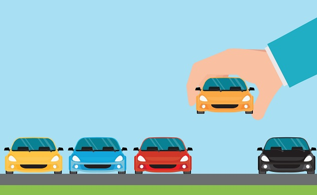 Auto kopen op afbetaling zonder bkr toetsing