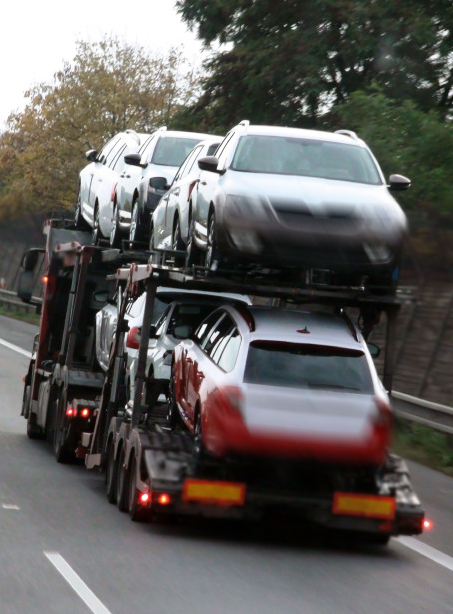 export auto's