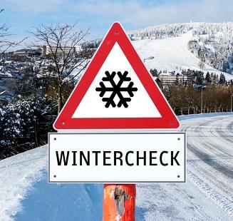 Auto winterklaar maken wintercheck
