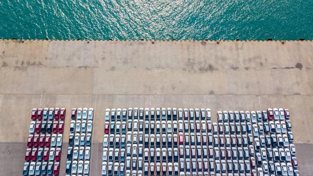 Japanse automerken klaar voor export