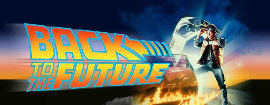 Back to the future titel