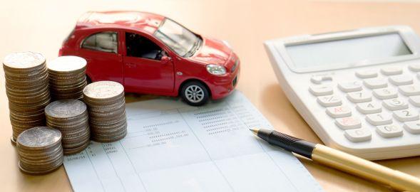 Autowaarde bepalen punten