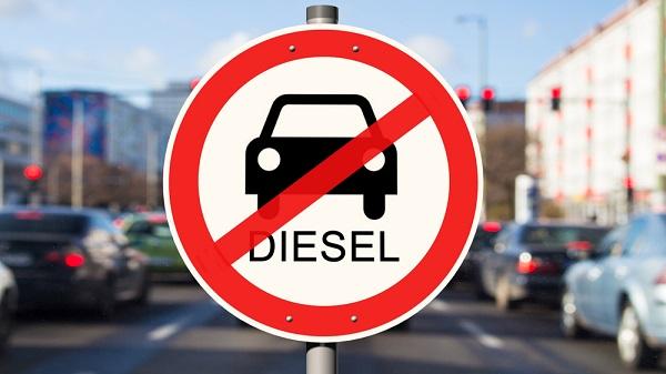 Diesel verbod