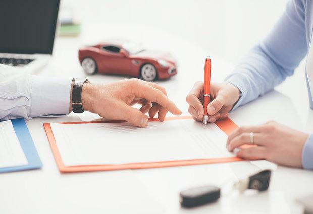 documenten auto verkopen