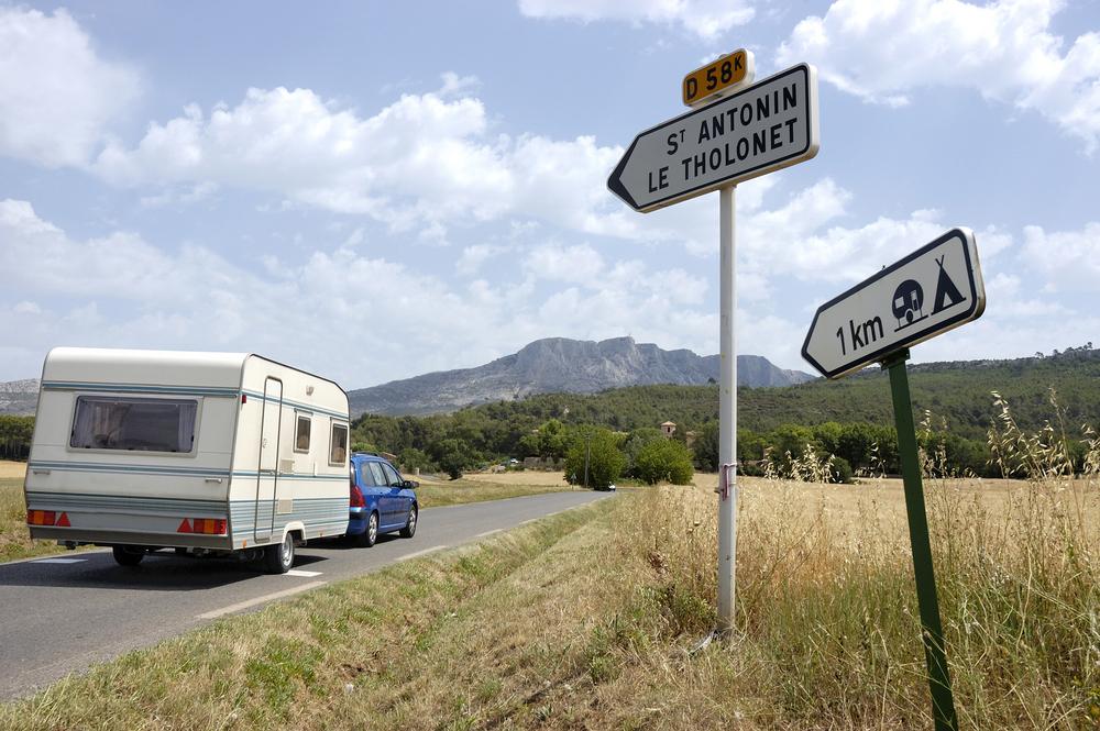Caravan Frankrijk vakantie