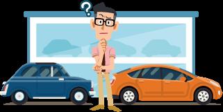 auto inruilen of verkopen
