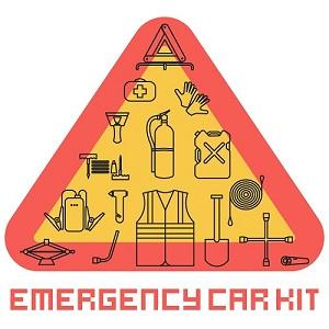 Wat is verplicht in de auto: Emergency kit