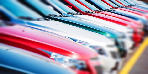 Meest populaire autokleuren