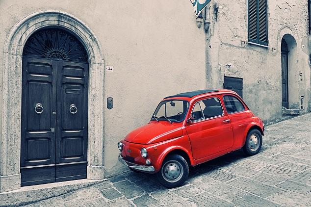 Fiat 500 Oldtimer kopen