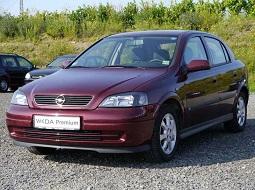 Opel Astra Handelsprijs