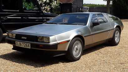 Original DeLorean