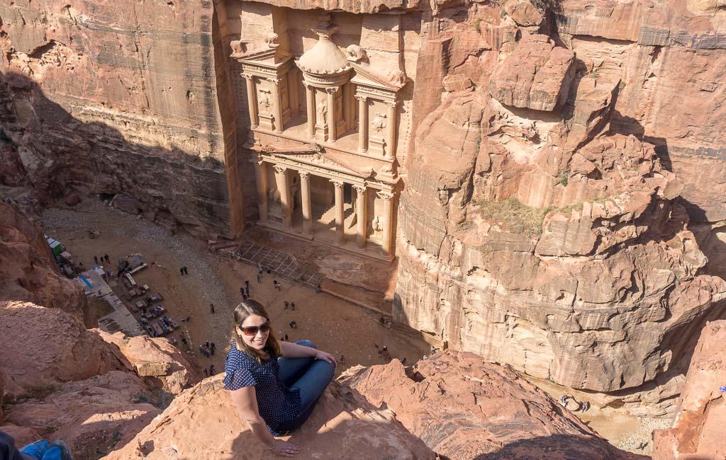 roadtrip bestemming jordanie