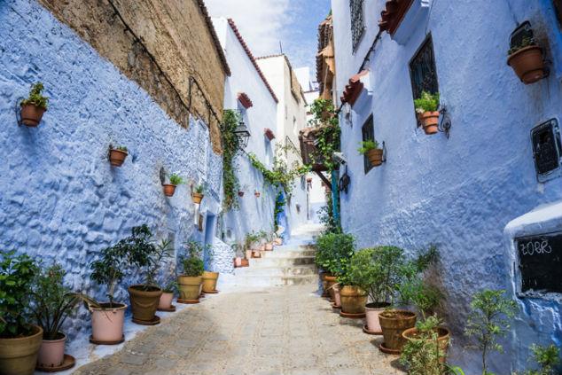 roadtrip bestemming marokko
