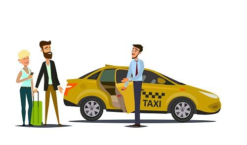 Snel taxi verkopen