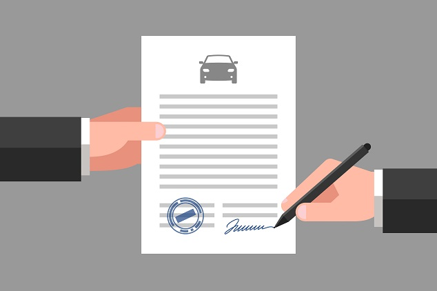 contract autoverkoop particulier