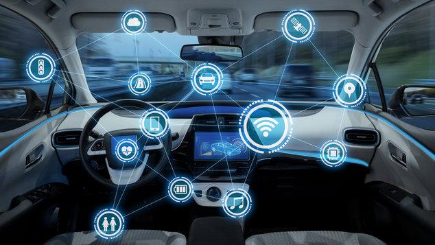 wifi inbouwen in auto's
